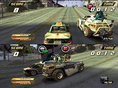 Pursuit Force: Extreme Justice - screen - 2007-03-30 - 81166