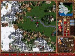 Heroes of Might and Magic III: The Restoration of Erathia - screen - 2001-09-19 - 6816