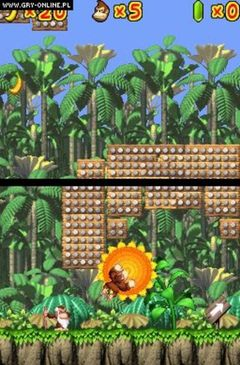 Donkey Kong: Jungle Climber - screen - 2009-05-20 - 147705