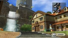 Dragon Quest Swords: The Masked Queen and the Tower of Mirrors - screen - 2008-04-25 - 104300