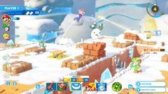 Mario + Rabbids: Kingdom Battle - screen - 2017-12-08 - 360870