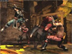 Mortal Kombat: Shaolin Monks - screen - 2004-07-18 - 50610