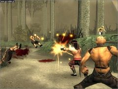 Mortal Kombat: Shaolin Monks - screen - 2004-07-18 - 50612