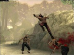 Mortal Kombat: Shaolin Monks - screen - 2004-07-18 - 50615