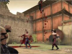 Mortal Kombat: Shaolin Monks - screen - 2004-07-18 - 50616