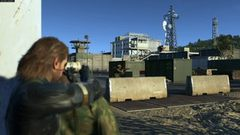 Metal Gear Solid V: Ground Zeroes - screen - 2014-03-18 - 279404