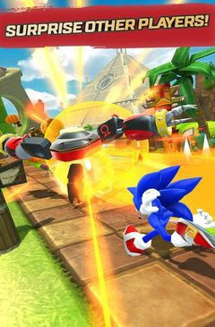 Sonic Forces: Speed Battle - screen - 2017-11-28 - 360250