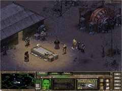 Fallout Tactics: Brotherhood of Steel - screen - 2001-06-29 - 5744