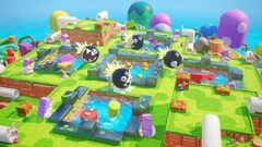 Mario + Rabbids: Kingdom Battle - screen - 2017-10-18 - 357674