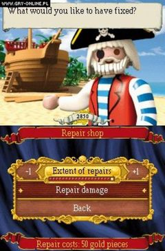 Playmobil Pirates - screen - 2009-11-04 - 169898