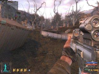 S.T.A.L.K.E.R.: Cień Czarnobyla - screen - 2007-04-02 - 81319
