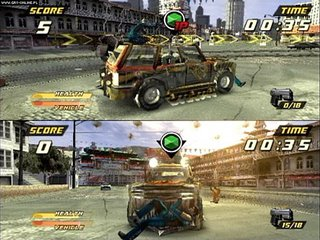 Pursuit Force: Extreme Justice - screen - 2007-03-30 - 81165