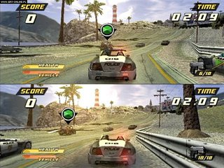Pursuit Force: Extreme Justice - screen - 2007-03-30 - 81164