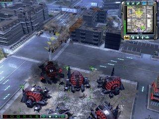 Command & Conquer 3: Wojny o Tyberium - screen - 2007-03-30 - 81157