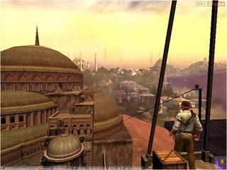 Indiana Jones and the Emperor's Tomb - screen - 2002-10-10 - 12042