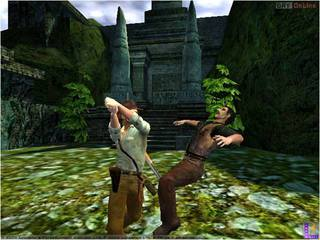 Indiana Jones and the Emperor's Tomb - screen - 2002-10-10 - 12037