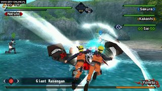 Naruto Shippuden: Kizuna Drive - screen - 2011-03-10 - 204858