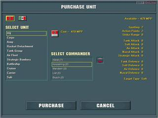 Strategic Command: European Theater - screen - 2003-01-22 - 13529
