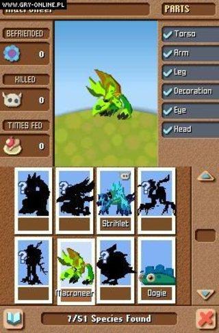 Spore Creatures id = 94635