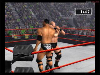 WWE Raw - screen - 2002-10-03 - 11977