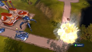 Commanders: Attack of the Genos - screen - 2008-02-12 - 94354