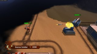 Commanders: Attack of the Genos - screen - 2008-02-12 - 94351