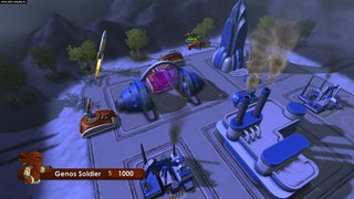 Commanders: Attack of the Genos - screen - 2008-02-12 - 94350