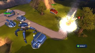 Commanders: Attack of the Genos - screen - 2008-02-12 - 94349