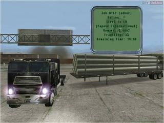 Hard Truck: 18 Wheels of Steel - screen - 2003-04-02 - 14876