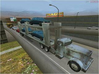 Hard Truck: 18 Wheels of Steel - screen - 2003-04-02 - 14875