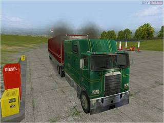 Hard Truck: 18 Wheels of Steel - screen - 2003-04-02 - 14873