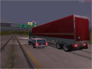 Hard Truck: 18 Wheels of Steel - screen - 2003-04-02 - 14872