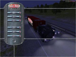 Hard Truck: 18 Wheels of Steel - screen - 2003-04-02 - 14870