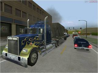 Hard Truck: 18 Wheels of Steel - screen - 2003-04-02 - 14869