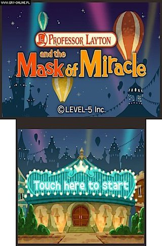 Professor Layton and the Miracle Mask - screen - 2011-03-07 - 204594