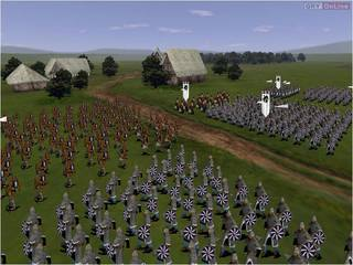 Medieval: Total War - Viking Invasion - screen - 2003-02-10 - 13962