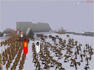 Medieval: Total War - Viking Invasion - screen - 2003-02-10 - 13961