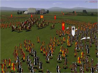 Medieval: Total War - Viking Invasion - screen - 2003-02-10 - 13956