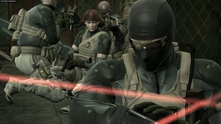 Metal Gear Solid 4: Guns of the Patriots - screen - 2008-05-23 - 106201