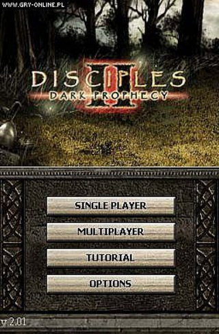 Disciples II: Dark Prophecy id = 78982