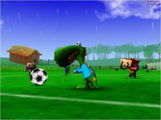 Pet Soccer - screen - 2002-04-30 - 10162