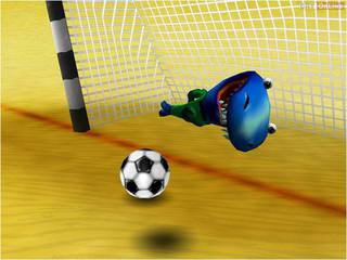 Pet Soccer - screen - 2002-04-30 - 10161
