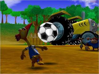 Pet Soccer - screen - 2002-04-30 - 10160