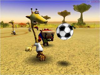 Pet Soccer - screen - 2002-04-30 - 10158