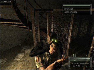 Tom Clancy's Splinter Cell: Chaos Theory - screen - 2005-03-14 - 43082
