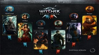 The Witcher Battle Arena id = 293931