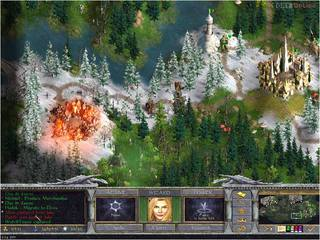 Age of Wonders: Magia Cienia - screen - 2003-08-01 - 17615