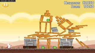 Angry Birds - screen - 2011-10-25 - 223274