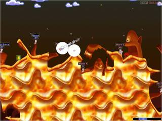 Worms World Party - screen - 2001-04-09 - 2950