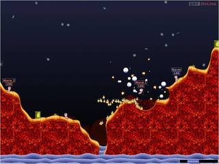 Worms World Party - screen - 2001-04-09 - 2951